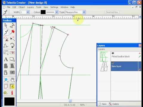 CAD Pattern Design Software  YouTube