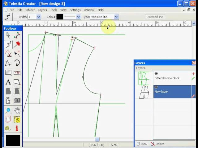 Cad Pattern Design Software Youtube