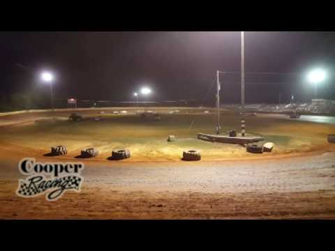 May 21, 2016 Mini Stock Feature Moulton Speedway