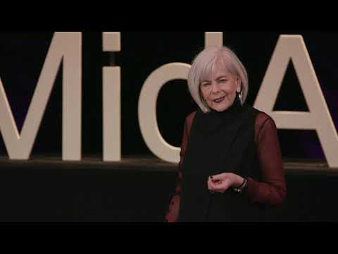 How I Became An Accidental Fashion Icon At 64 | Lyn Slater | TEDxMidAtlantic