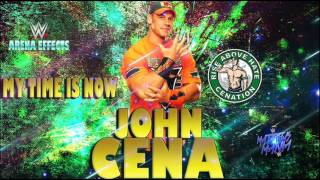 WWE | John Cena | My Time Is Now | Theme Song | AE Arena Effects | 2016 Resimi