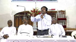 C.Umashankar IAS., - (Tamil) End time message in CSI Home Church, Nagercoil