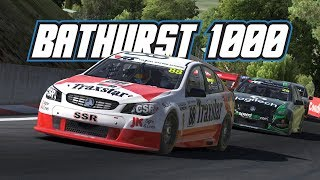 iRacing: V8SCOPS Bathurst 1000 - Part 1 (V8 Supercar @ Bathurst)