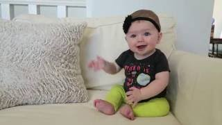 7 Month Old Baby Talk