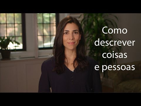 Speak Portuguese - Learn the most common adjectives and how to use them