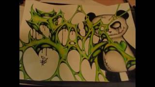 How to Color your Graffiti  by Euphoria (speed)