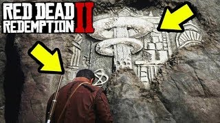 ALL SECRET ROCK CARVING LOCATIONS in Red Dead Redemption 2! Where to find Rock Locations