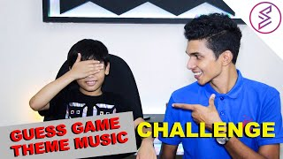 Can You Guess The Game Theme Music Challenge