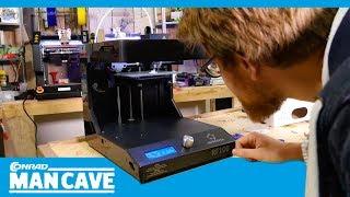 3D printen met RF100, RF1000 en RF2000