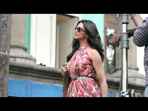 361-degrees Vogue Eyewear Behind The Scenes with Deepika Feb 2013