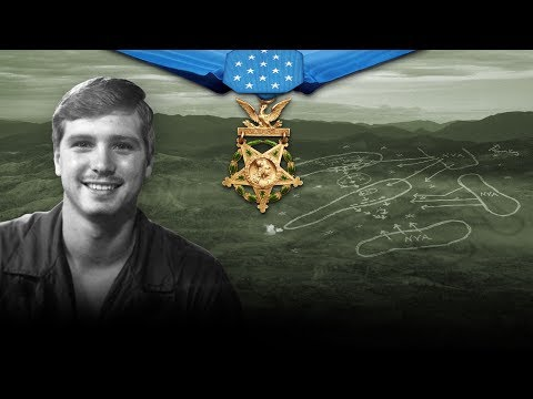 James McCloughan's Medal of Honor Ceremony