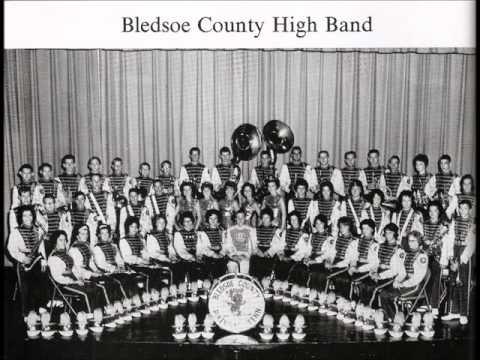 BLEDSOE COUNTY HIGH SCHOOL CONCERT BAND & MIXED CHORUS - May 1, 1964