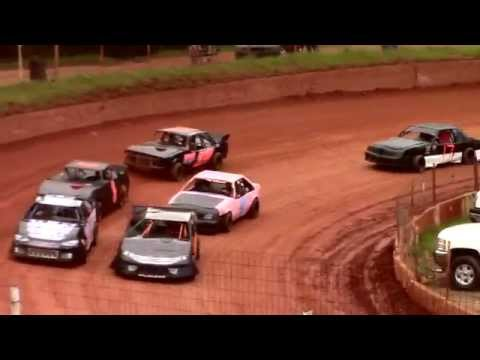 Winder Barrow Speedway Advanced Four Cylinders 10/11/15