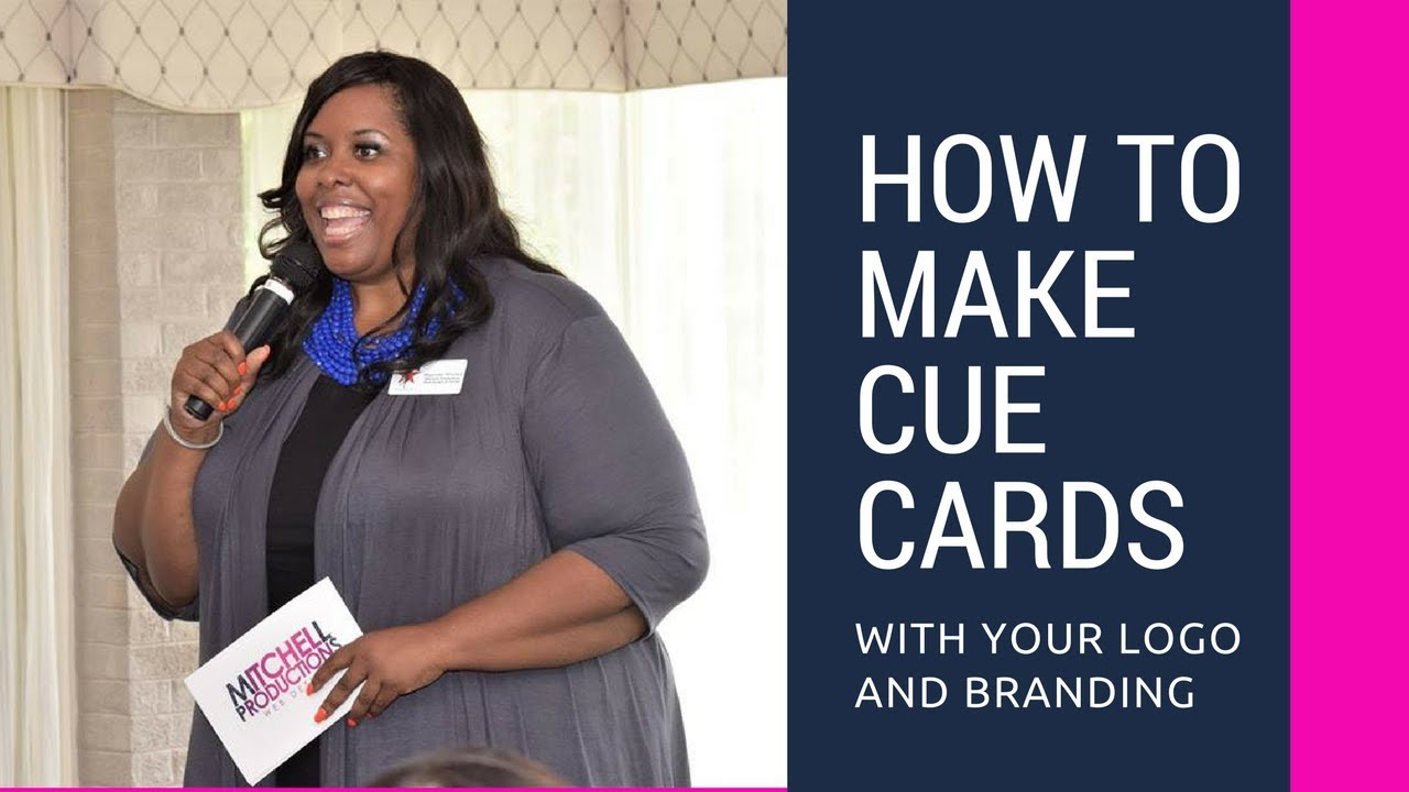 Cara Membuat Q Card Di Word