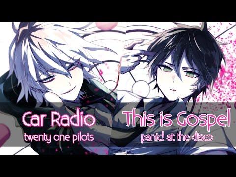 Nightcore - This Is Gospel x Car Radio (Switching Vocals) [Collab Link]