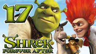Shrek Forever After Walkthrough Part 17 (PS3, X360, Wii, PC) - Rumpel