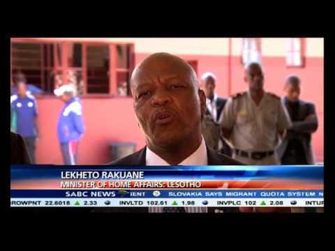 Gigaba assures Lesotho residents safe stay in SA