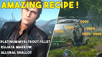 Final Fantasy XV How To Get Amp Upgrade THE NOISEBLASTER
