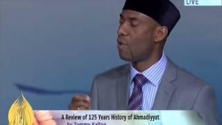 A review of 125 years history of Ahmadiyyat - Jalsa Salana UK 2014