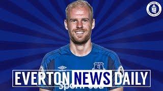 Klaassen Wants Pre-Season At Everton | Everton News Daily