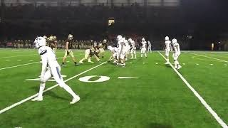 Highlights of Mountain View's 20-17 win over Kelso