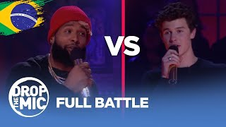 Shawn Mendes vs Odell Beckham Jr | Drop the Mic
