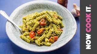 Speedy Pesto Pasta Recipe | Now Cook It