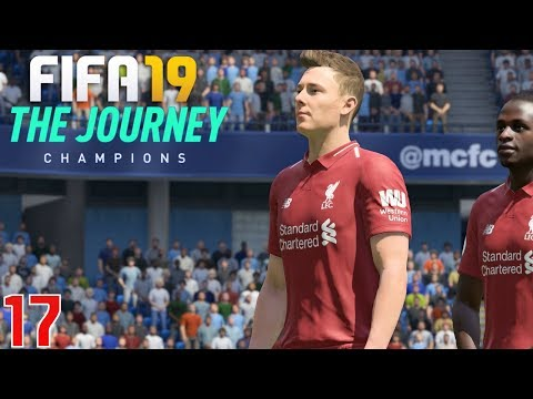 Topspiel gegen Manchester City! ⚽️ FIFA 19: The JOURNEY: Champions #017