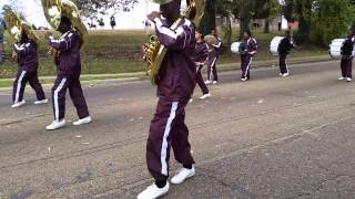 coahoma community college marching band 2014
