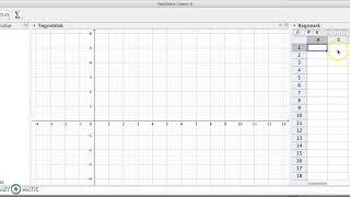 Grupperet statistik i excel og geogebra