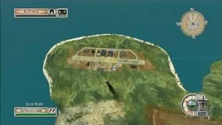 Battlestations: Midway Xbox 360 Gameplay - Dive Bomb Raid