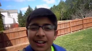 My first Vlog!!