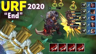 "END OF ARURF 2020 | 13 Minutes ""Enjoy The Best URF Moments"""