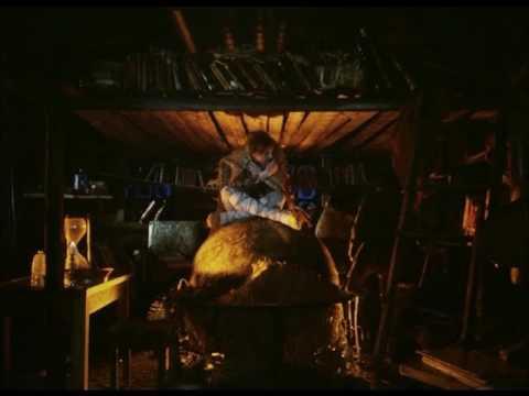 Фрагмент из фильма Сказ про то, как царь Пётр арапа женил