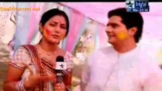 Naksh Ki Pehli Holi-SBS Segment 7th March 2012