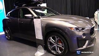 2019 Maserati Levante GTS - Exterior Walkaround - 2019 Montreal Auto Show