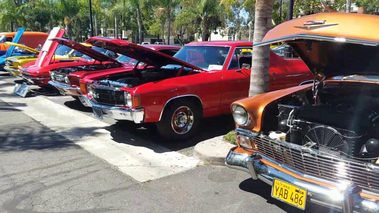 Original Mikes Car Show Santa Ana California YouTube - Where is the car show today