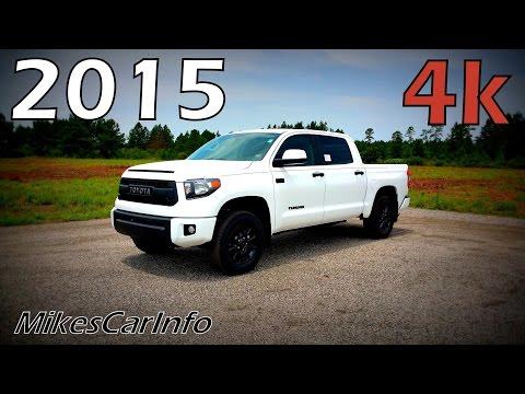 2015 Toyota Tundra TRD Pro - Ultimate In-Depth Look in 4k
