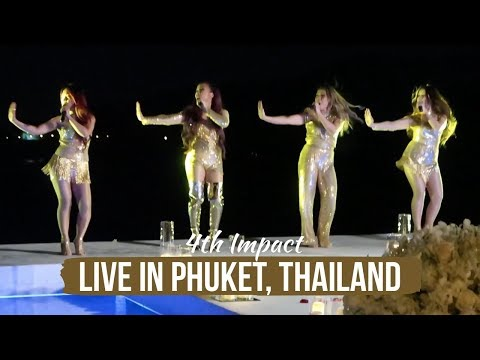 WE MADE THEM DANCE (PHUKET, THAILAND) | 4TH IMPACT