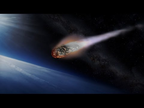 An asteroid will not destroy Earth today. But let's consider that for a moment.