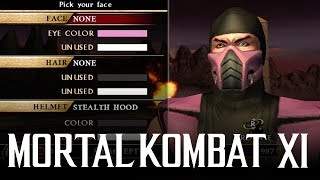 Mortal Kombat 11 Kreate a Fighter Returning for MK11 Mortal Kombat 11