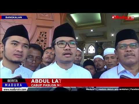 Pasangan Latief – Mohni Rayakan Kemenangan PILKADA Bangkalan Madura TV 28062018