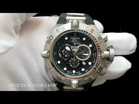 Invicta Subaqua Noma IV 6576 Swiss Мужские швейцарские часы - Funny Videos 07a1fc473cc