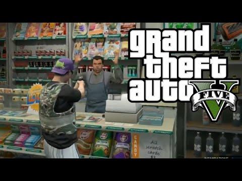 GTA 5 - GAMEPLAY ITA - CAZZEGGIO ONLINE CHE SPASSO