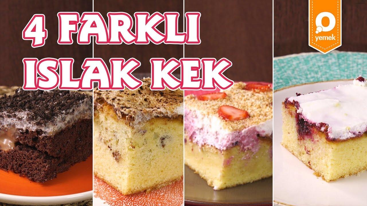 Türk Kahveli Kek Yapılışı Videosu