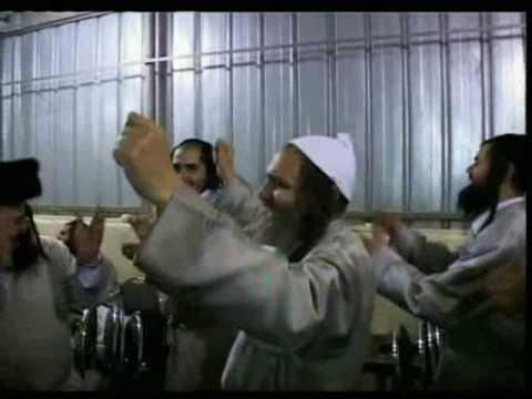 Menachem Herman In Uman For The Uman Experience! מנחם הרמן