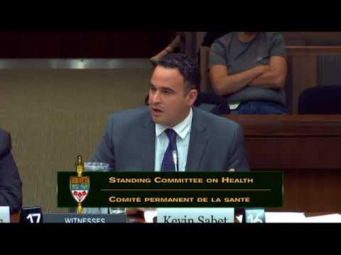 Dr Kevin Sabet's full presentation on marijuana legalization