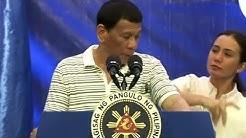 Philippinen: Kakerlake unterbricht Präsident Duterte