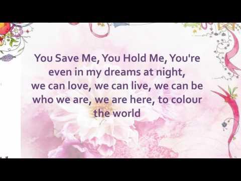 colour the world lyrics