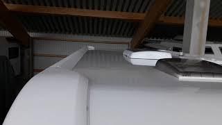 20181203 Wohnwagen Hobby deLuxe 495UL_Dellen im Dach_002
